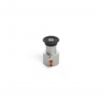 60 mm Round Suction Cup - Glass