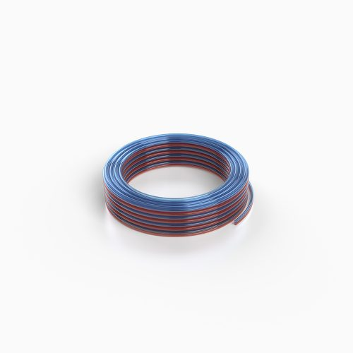 Red/Blue Bonded Tubing