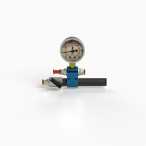 Single-Port Venturi Vacuum Generator
