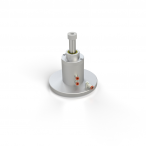 Pneumatic Reference Pin with Brembanna 40mm Disc