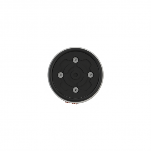 150 mm Round Low-Profile Suction Cup