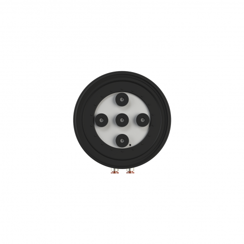 160 mm Round Low-Profile Suction Cup